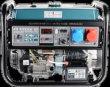 Трехфазная электростанция Konner&Sohnen KS 10000E 1/3 (8 кВт, 3ф, переключение фаз)