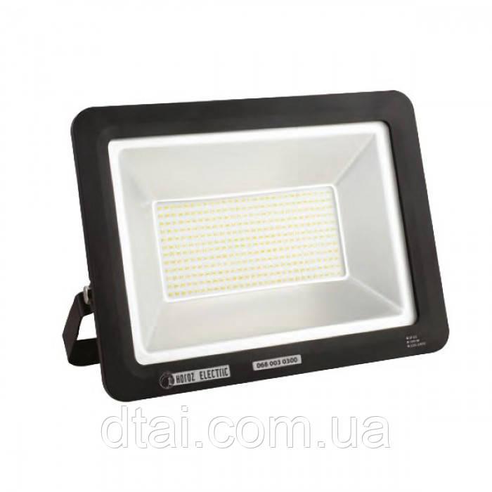 Прожектор LED 300W  HOROZ   холодный белый свет