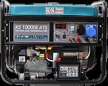 Бензиновая электростанция Konner&Sohnen KS 10000E ATS (8 кВт)