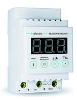 Реле напряжения Вольт контроль УКН-40с (с термозащитой), 40А, 8,8 кВт, hselectro, фото 1