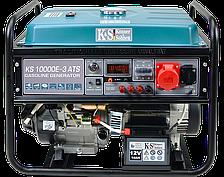 Электростанция с автозапуском Konner&Sohnen KS 10000E ATS-3 (3ф, 8 кВт)