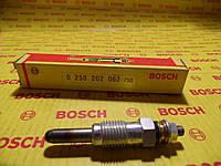 Свечи накаливания Bosch Duraterm, 0250202062, 0 250 202 062, 8.5V, фото 1