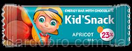 "Енергетичний батончик ""Kid Snack"" Абрикос, 30 гр"
