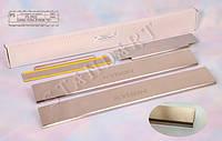 Накладки на пороги Ssang Yong KYRON 2007- / Санг Йонг Кайрон standart Nataniko, фото 1