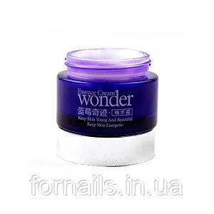 BIOAQUA Wonder Essence Cream, Крем для лица с экстрактом черники, 50 г