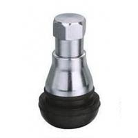 Вентиль хромированный легковой бескамерный мопедный TR-412C (Baolong), фото 1