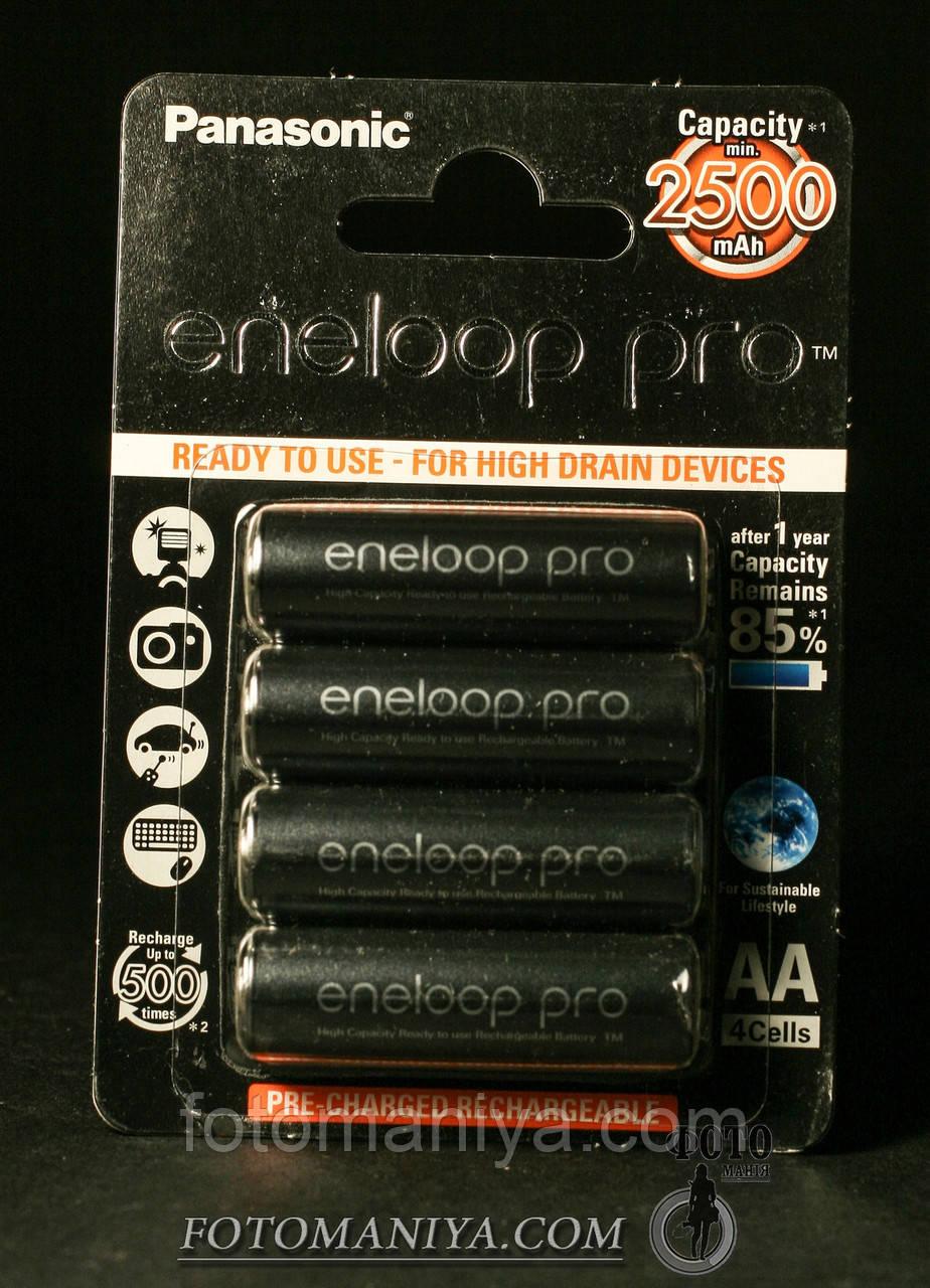 Акумулятори Eneloop PRO 2500 mAh