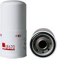 FLT LF 670 фильтр масляный