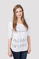 Женская блузка Ткань : 100 % хлопок.
