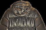 Супер легкий и теплый женский зимний пуховик Nike ACG., фото 9