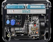 Дизельная электростанция Konner&Sohnen KS 8100 HDE (6,5 кВт)