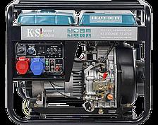 Дизельная электростанция Konner&Sohnen KS 8100 HDE-1/3 ATSR (3ф, 6,5 кВт)