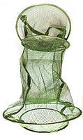 Садок рыболовный прорезиненный 45x90 см