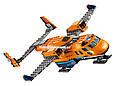 """Конструктор Bela 10996 City """"Арктический грузовой самолёт"""", 731 деталей. Аналог Lego City 60196, фото 5"""