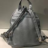 Рюкзак стильный MOSCHINO кожзам., фото 3