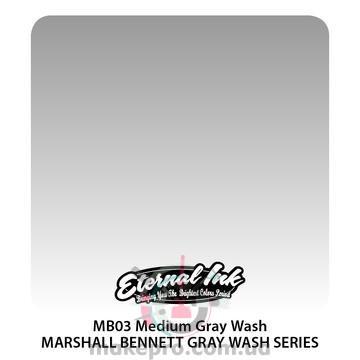 30 ml Eternal Medium Gray Wash [Marshall Bennett]