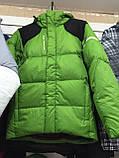 Очень теплый мужской зимний горно-лыжный пуховик Salomon., фото 10