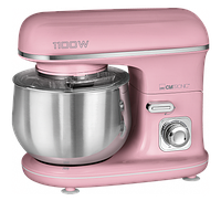 Кухонный комбайн - тестомес Clatronic KM 3711 Pink 5 л