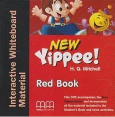 Yippee New Red DVD IWB Pack