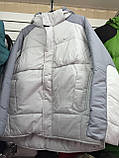 Мужская зимняя куртка Nike (утеплитель - синтепон) ., фото 8