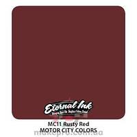 15 ml Eternal Rusty Red [Motor City]