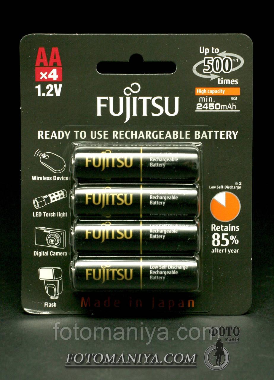 Акумулятори Fujitsu HR-3UTHCEX  AA (2450 mAh) упаковка 4 шт.