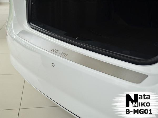 Накладка на бампер MG MG 350 2012- / МГ 350 Nataniko, фото 1