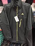 Мужская зимняя куртка Adidas PrimaLoft, фото 9