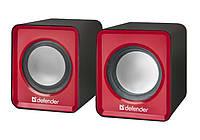 Акустическая система 2.0 Defender SPK 22 Red