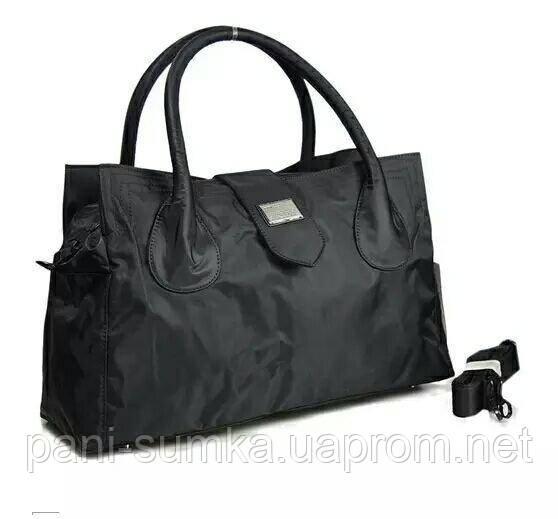 81a690f22d6e Дорожная, спортивная сумка - саквояж Epol 23602 малая черная - Интернет  магазин