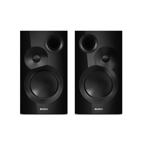 Акустическая система 2.0 SVEN SPS-701 Bluetooth Black