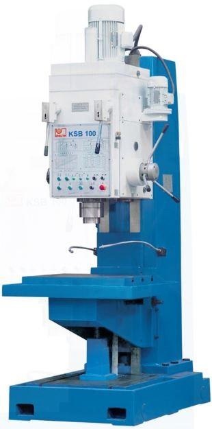 KSB 100 Сверлильный станок с коробчатой колонной