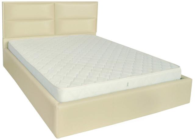 Кровать двуспальная Шеффилд (ткань флай 2207)