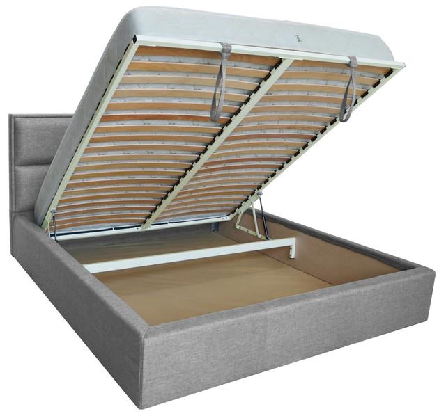 Кровать двуспальная Шеффилд (ткань Люкс плаза 84) фото 3