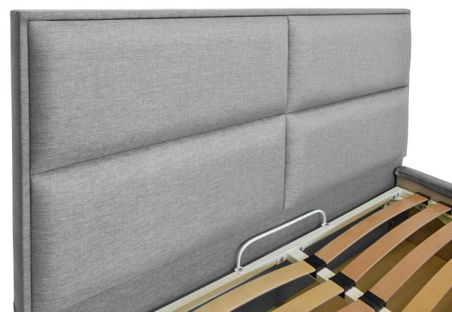 Кровать двуспальная Шеффилд (ткань Люкс плаза 84) фото 4