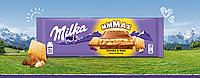 Молочний шоколад Milka Schoco & Keks 300 г