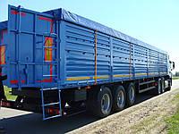Накидка ПВХ на зерновоз, брезент Германия