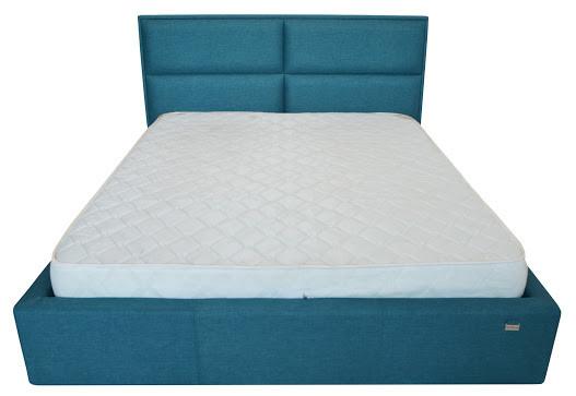Кровать двуспальная Шеффилд (ткань плаза 96) фото 2