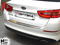 Накладка на бампер  Kia OPTIMA III FL 2013- / Киа Оптима Nataniko, фото 1
