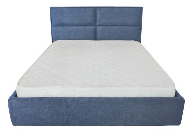 Кровать двуспальная Шеффилд (ткань плаза 36) фото 2