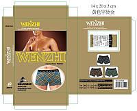Мужские боксеры Wenzhi. 3505., фото 1