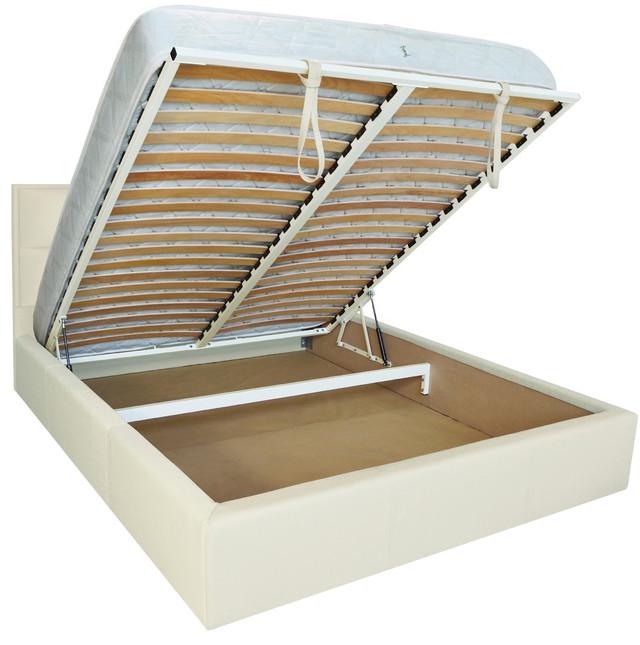 Кровать двуспальная Шеффилд (ткань флай 2200) фото 3