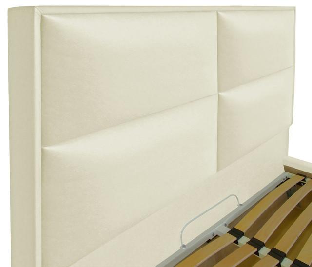 Кровать двуспальная Шеффилд (ткань флай 2200) фото 4