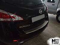 Накладка на бампер  Nissan MURANO II 2008- / Ниссан Мурано Nataniko, фото 1