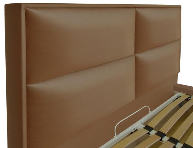 Кровать двуспальная Шеффилд (ткань флай 2213) фото 4