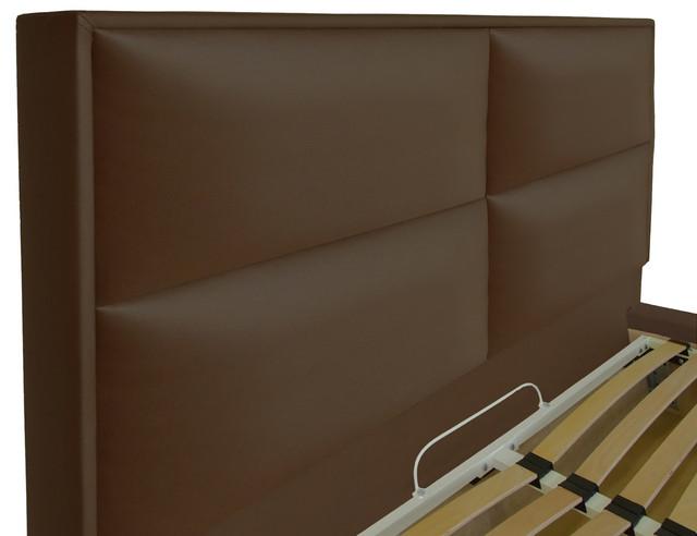 Кровать двуспальная Шеффилд (ткань флай 2231) фото 4
