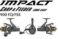 Рыболовная катушка Konger Impact Carp&Feeder Long Cast 930FD