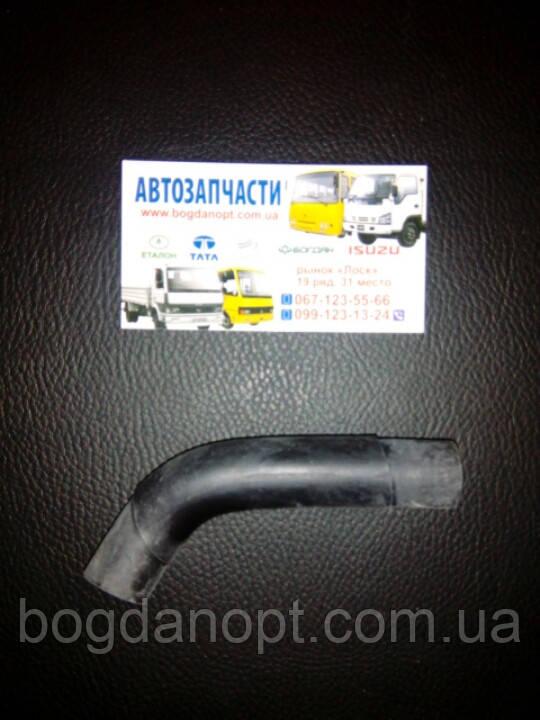Патрубок вакуумного насоса генератора автобус Богдан а-091,а-092,усиленный