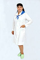 Халат медицинский женский