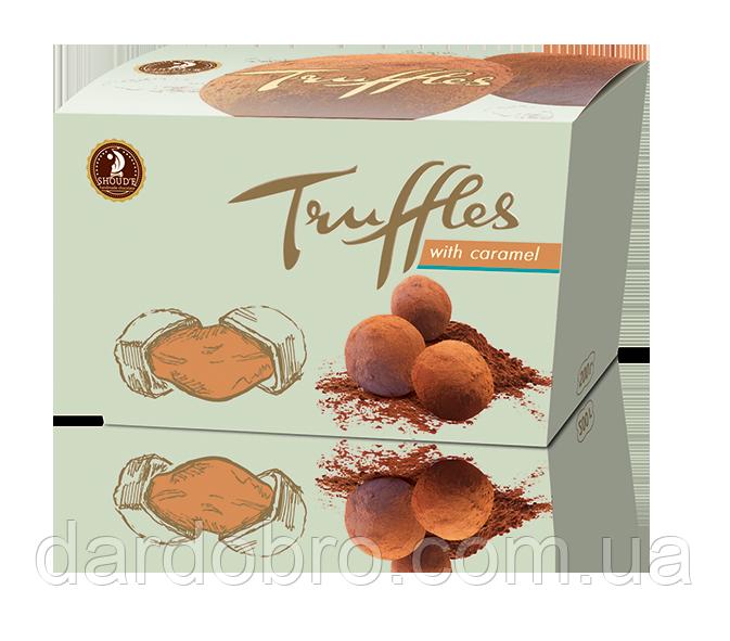 Конфеты «Трюфель с карамелью» 200 гр